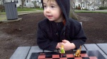 Foster Drew at Park Chess Table